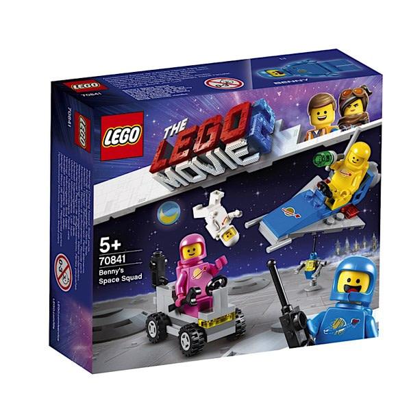LEGO Movie 2 Bennys Space Squad 1