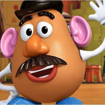 Toy Story Mr. Potato Head Don Rickles