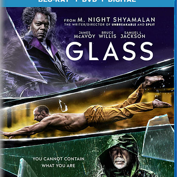 *CONTEST* Win a Glass Blu-ray Prize Pack, Including a Copy Signed by M. Night Shyamalan!
