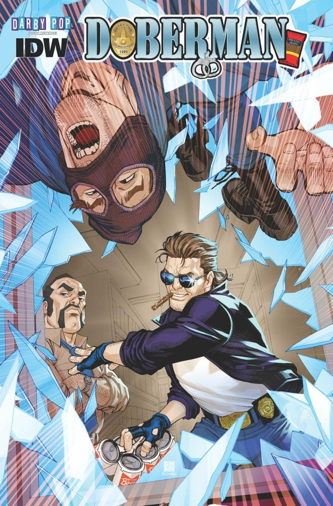 Doberman  Cover 2