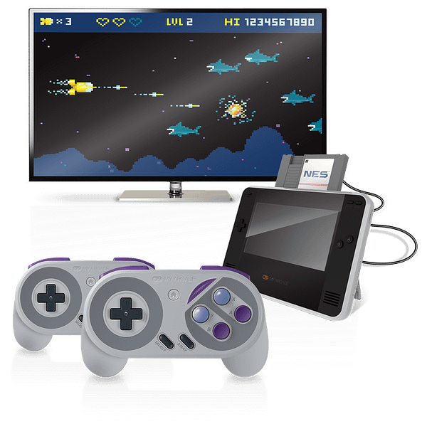 My Arcade Releases The Retro Champ For Purchase