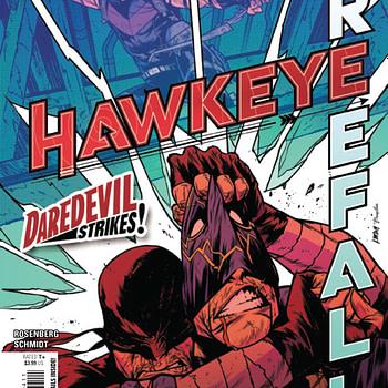 Hawkeye Freefall #4