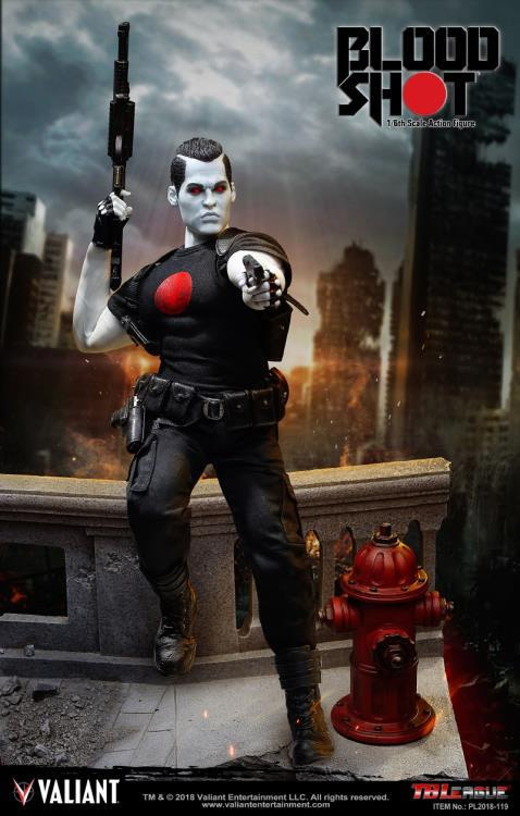 Bloodshot 1:6 Scale Figure 9