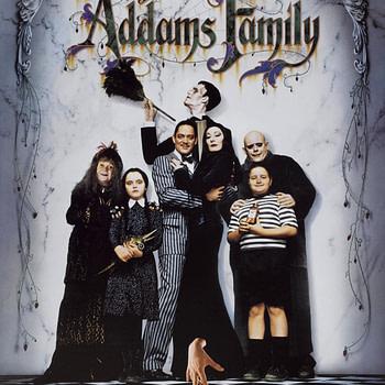 Potts Shots: Visiting The Addams Family.