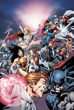 More Ideas For DC Comics.Image Crossovers That Will Nevr Happen