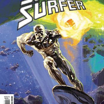 Annihilation Scourge: Silver Surfer #1 [Preview]