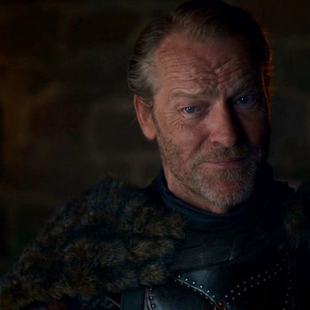 "Iain Glen Talks 'Game of Thrones' ""The Long Night"""