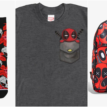 deadpool 2 hot topic merch 2018