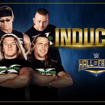 D-Generation X WWE Hall of Fame 2019