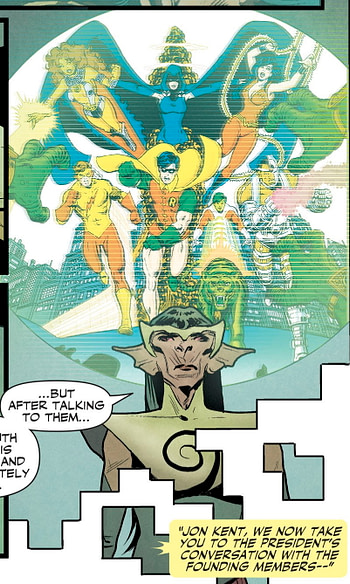 legion of super-heroes 4 (1a)