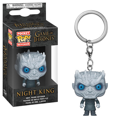 Funko Game of Thrones Night King Keychain