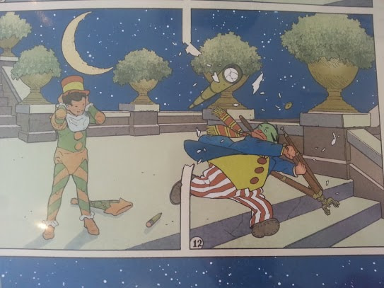 From J. G. Jones' Little Nemo - Dream Another Dream Strip