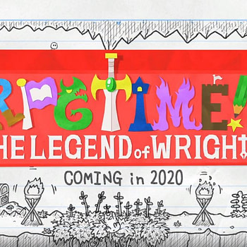 [E3] RPG Time: The Legend of Wright VR Adventures Galore
