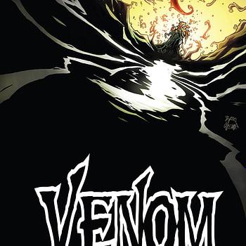 Venom #2 cover by Ryan Stegman and Frank Martin