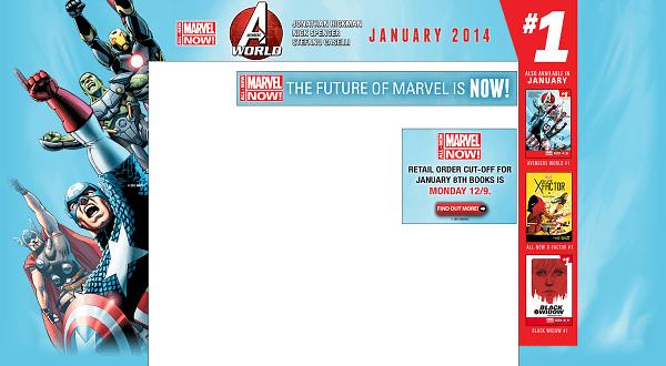All-New Marvel NOW Webskins