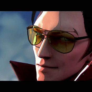 Travis Returns in No More Heroes III on Switch in 2020
