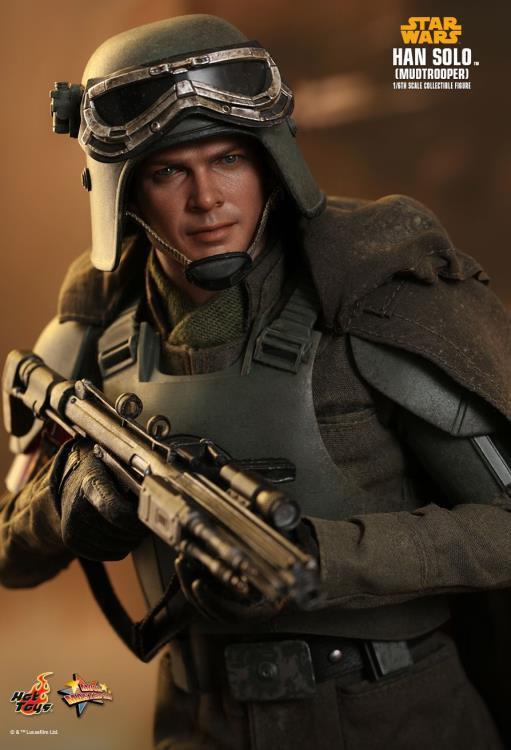 Han Solo Hot Toys Mudtrooper 8