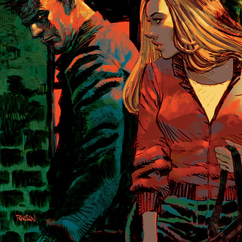 Charles Gunn's First Full Appearance Will Be in Angel #4