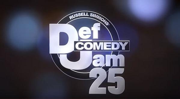 def comedy jam 25 netflix