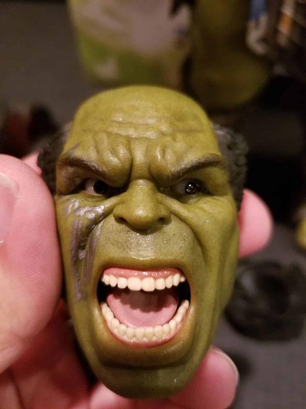 Hot Toys Thor Ragnarok Gladiator Hulk 3