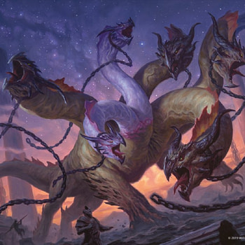 "More ""Theros: Beyond Death"" Spoilers This Week - ""Magic: The Gathering"""