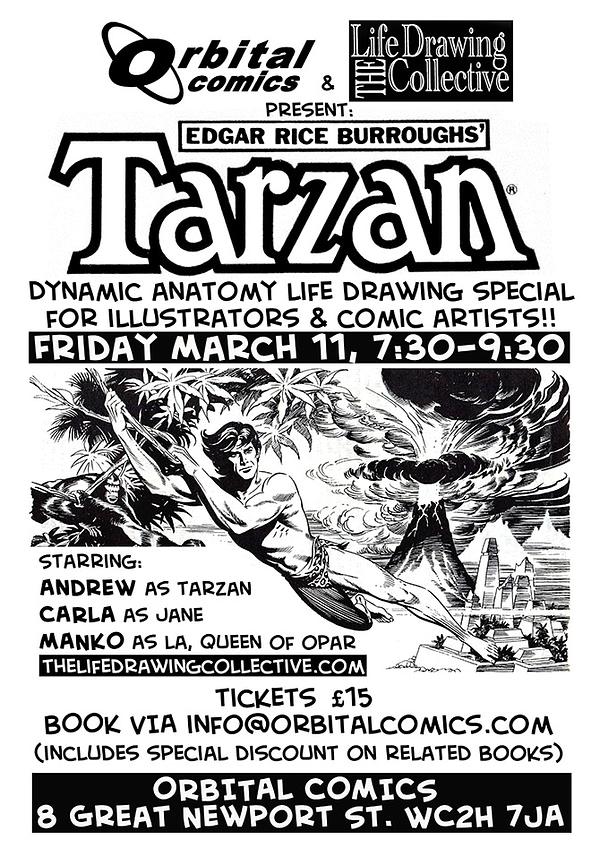 TarzanDrawingClass