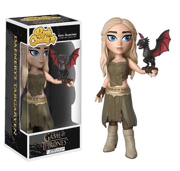Game Of Thrones Rock Candy Daenerys Targaryen
