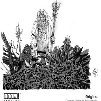 BOOM! Studios Reboots the Human Race with Origins GN in October 2020