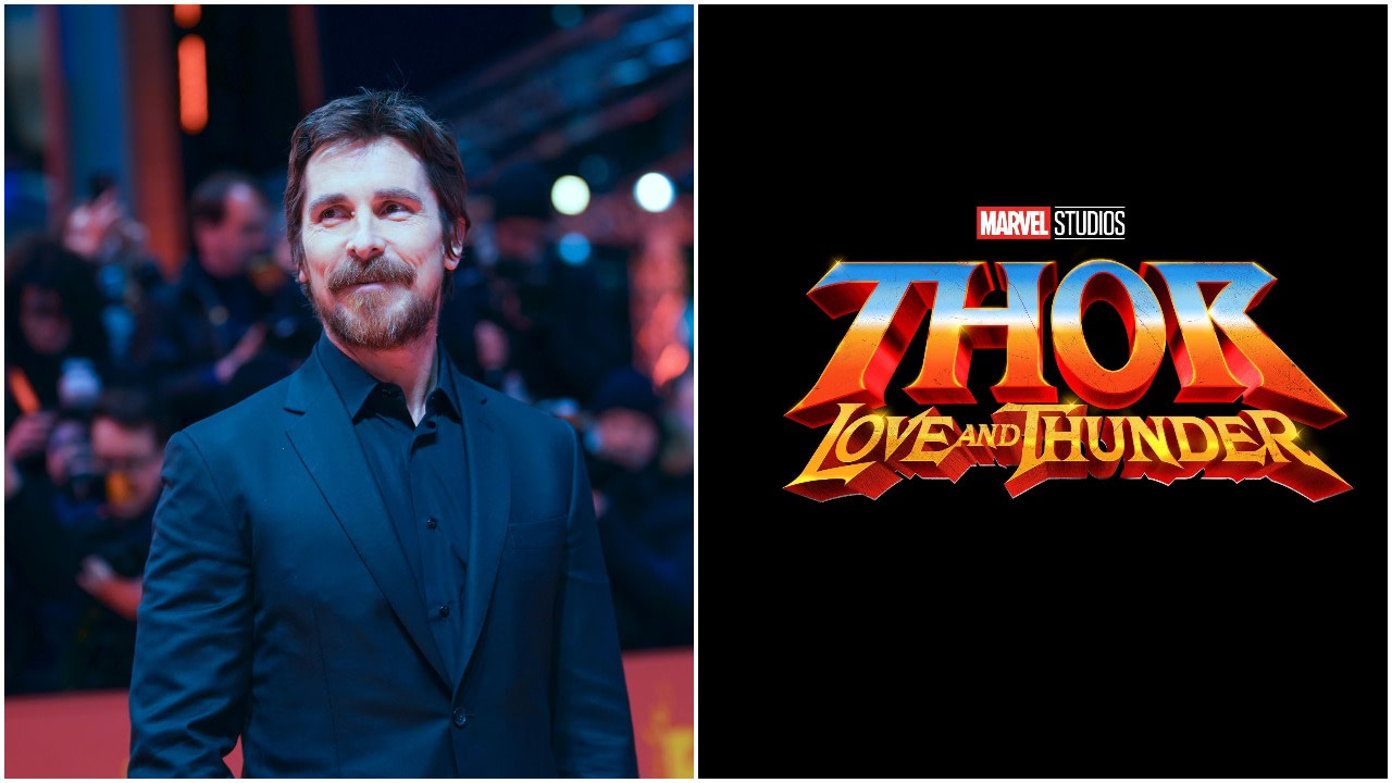 """Christian Bale Reportedly in Talks to Join """"Thor: Love and Thunder"""""""