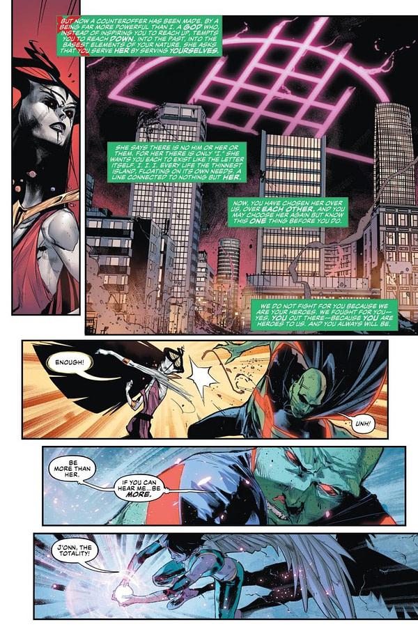 Justice League #39 [Preview]