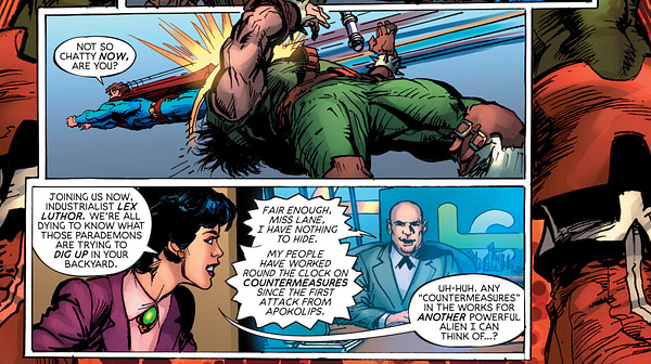 Superman - The Coming of the Supermen (2016-) 001-017