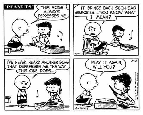 Peanuts Strip