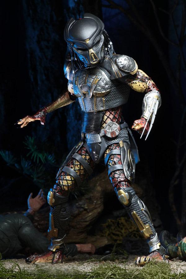 NECA Predator 2018 Film Figure 7