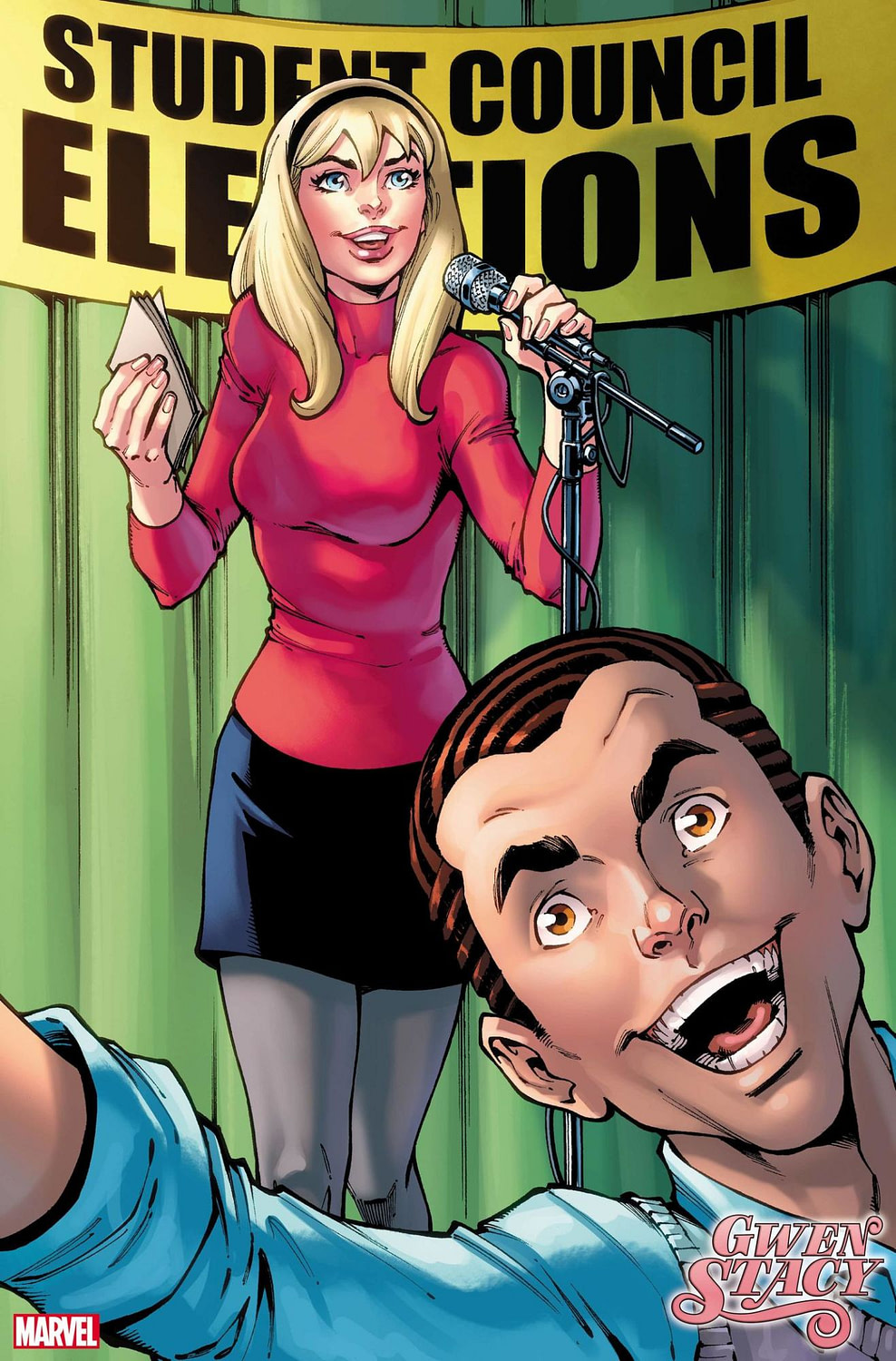 "Sins Past 2? Gwen Stacy Series to Reveal ""Surprising Revelations"" About Past Relationships"