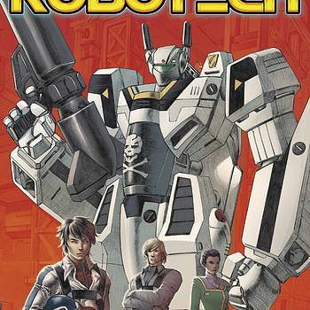 Robotech #19: Dolza Destroys Los Angeles, plus Cannon Measuring Contest (REVIEW)