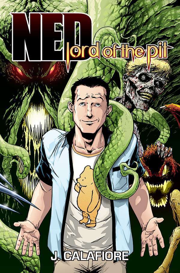 After 30 Years in the Comic Book Industry, I'm Going To Hell - Jim Calafiore