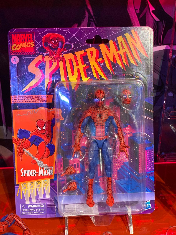 Hasbro New York Toy Fair 2020 - Marvel Legends Figures