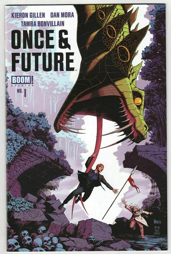 Now Once & Future #1 Gets an Eighth Printing & Every Issue Goes Back to Print