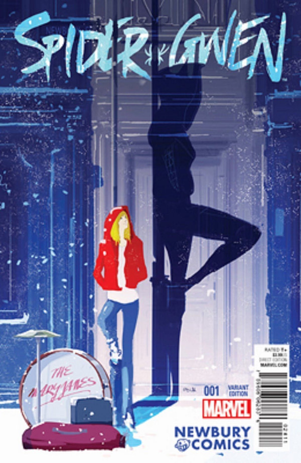 pascal campion newbury comics