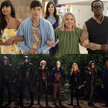 "We Need More Series Finales Like ""Arrow"" and ""The Good Place"" [OPINION]"