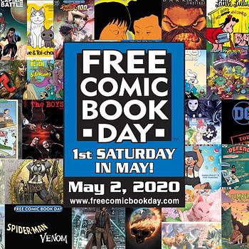 Free Comic Book Day is 'Full Steam Ahead' For 2020, Despite Coronavirus