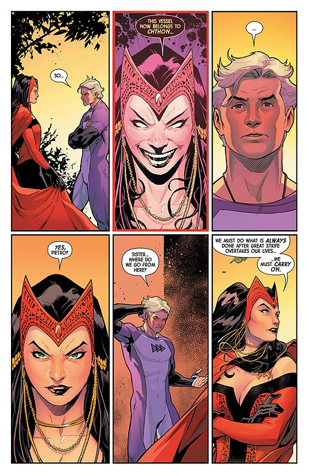 Art from Uncanny Avengers #26 by Sean Izaakse