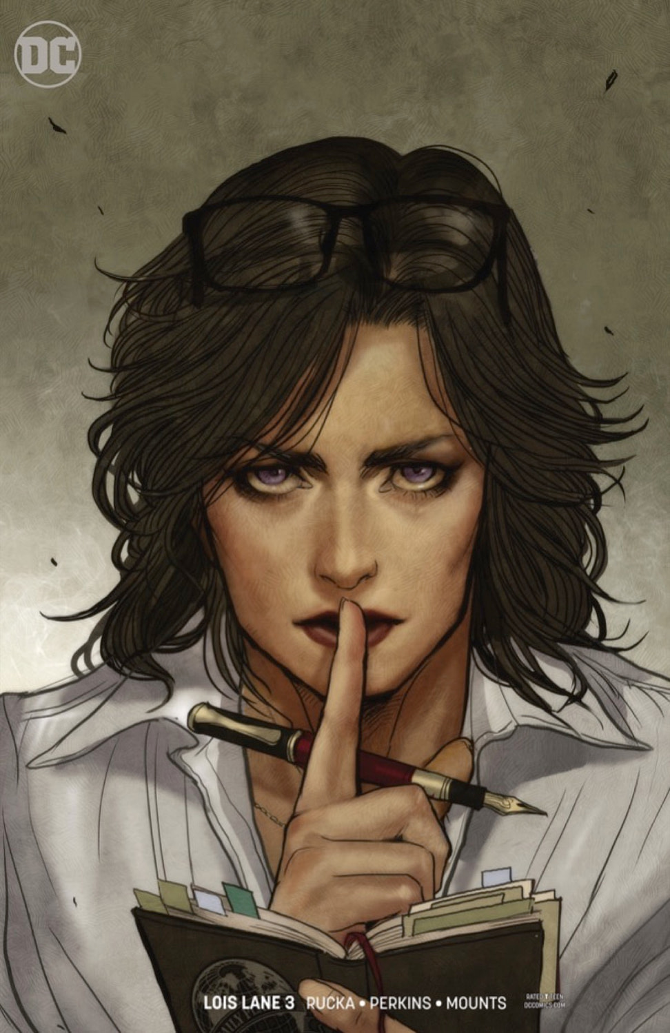 EXCLUSIVE Lois Lane #3 Preview