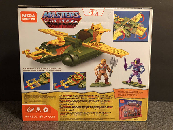 Mega Construx Masters of the Universe Wing Raider 4