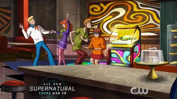 supernatural scooby doo crossover teaser