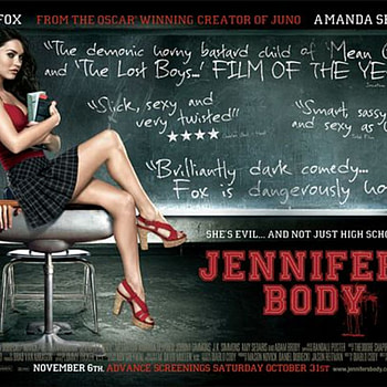 Celebrating the Iconic 'Jennifer's Body' 10 Years Later