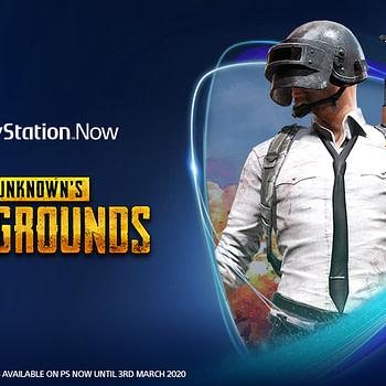 "PlayStation Now Adds ""PUBG,"" ""Wolfenstein: The Old Blood"""