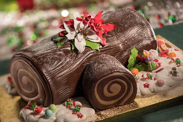 Hollywood Studios holiday food