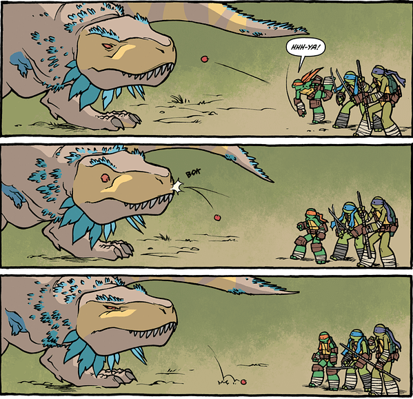 Turtles In Times #1