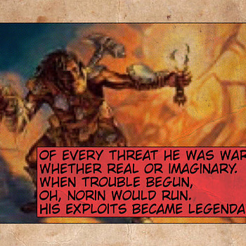 """""""Norin the Wary"""" Deck Tech - """"Magic: The Gathering"""""""